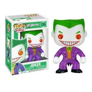 Batman/Joker POP Vinyl Figure 3.75 Toys & Games