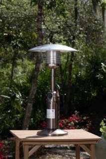 10,000 BTU Copper Finish Table Top Patio Heater by FIRE SENSE   NEW