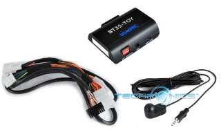 BT35 TOY CAR STEREO RADIO BLUETOOTH INTERFACE ADAPTER FOR TOYOTA LEXUS