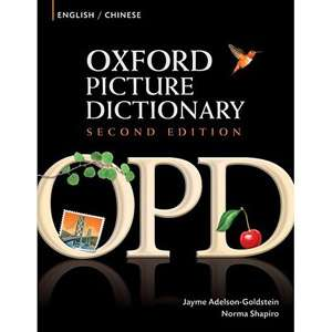 Dictionary English/Chinese, Adelson Goldstein, Jayme Textbooks