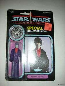 Imperial Dignitary Star Wars Special Collectors Coin