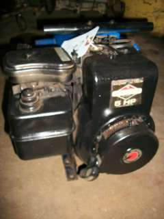 Midland Trash Water Pump Portable, Model 15M 1005, 5HP Briggs