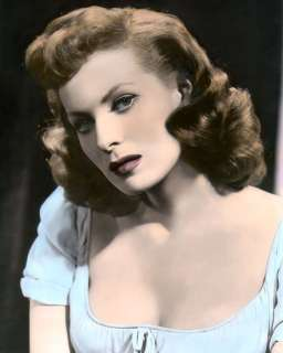 august 17 1920 is an irish film actress and singer the famously red