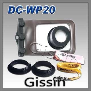 Waterproof Under Water Digital Camera Case Dry Bag WP20