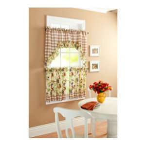 Better Homes and Gardens Orchard Fruits Kitchen Tiers Decor