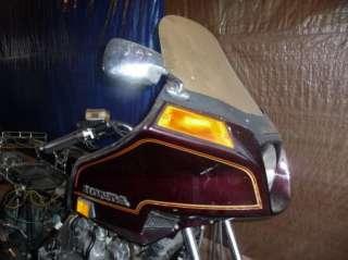 1981 Honda CB900 Custom Honda Line Front Fairing