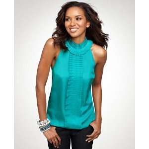 ann taylor womens silk legacy blouse