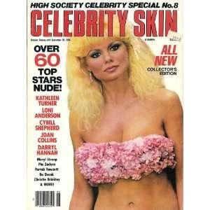 Skin Magazine Special # 8 Loni Anderson, Bo Derek, Christie Brinkley