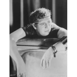 Charles Laughton as Roman Emperor Nero in Cecil B. DeMille