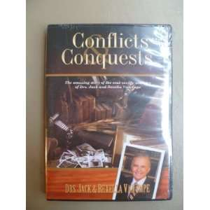 Conflicts & Conquests Dvd! Drs. Jack & Rexella Van Impe: Movies & TV