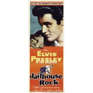 Insert 14x36 Elvis Presley Judy Tyler Vaughn Taylor: Home & Kitchen
