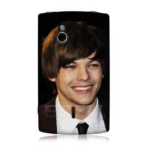 Ecell   LOUIS TOMLINSON ONE DIRECTION BACK CASE FOR SONY