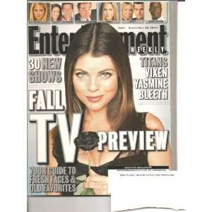 2000 Yasmine Bleeth, TV Preview: Norman Pearlstine:  Books