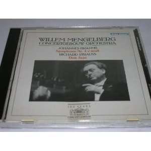 No 4 ; Richard Strauss Don Juan (Teldec) Johannes Brahms, Richard