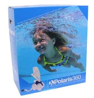 360 In Ground Pressure Side Swimming Pool Cleaner F1 Vacuum Sweep
