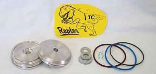 700 mega raptor transmission torque converter not included in this kit
