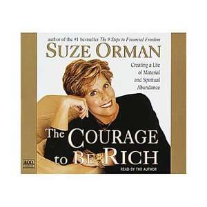 to Material and Spiritual Abundance, Orman, Suze Business & Investing