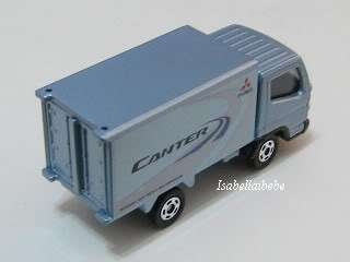 Tomica #13 Mitsubishi Fuso Canter Truck Diecast Car Tomy |