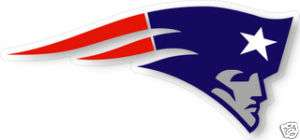 NEW ENGLAND PATRIOTS NFL Logo wall,window,sticker,decal