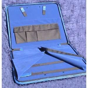 Blue With Blue Interior Freemason Masonic Apron Case: Everything Else
