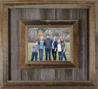 Durango Western Barnwood Rustic Picture Frames/Handmade