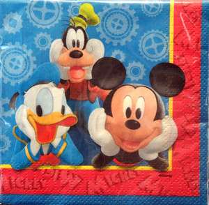 Mickey Mouse Clubhouse Donald Duck Goofy Birthday Party 16 Small