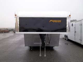 ENCLOSED CARGO AUTO CAR HAULER RACE TRAILER 14,000 GVWR 102x44