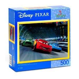 Disney Cars 3D Visions Lenticular Puzzle   500 Pieces