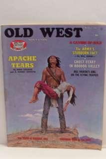 Old West Magazine Winter 1967 Apache Tears