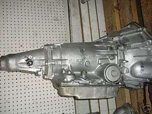 1999 4L60E Chevy Silverado GMC Sierra TRANSMISSION Completely Rebuilt