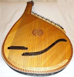 Ukrainian BANDURA 55 Strings Original