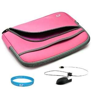 Toshiba 10.1 inch model Laptop and Netbook + Naztech USB Mini Mouse