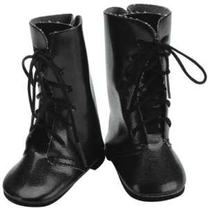 Springfield Collection Dress Boots: Black: Home & Kitchen